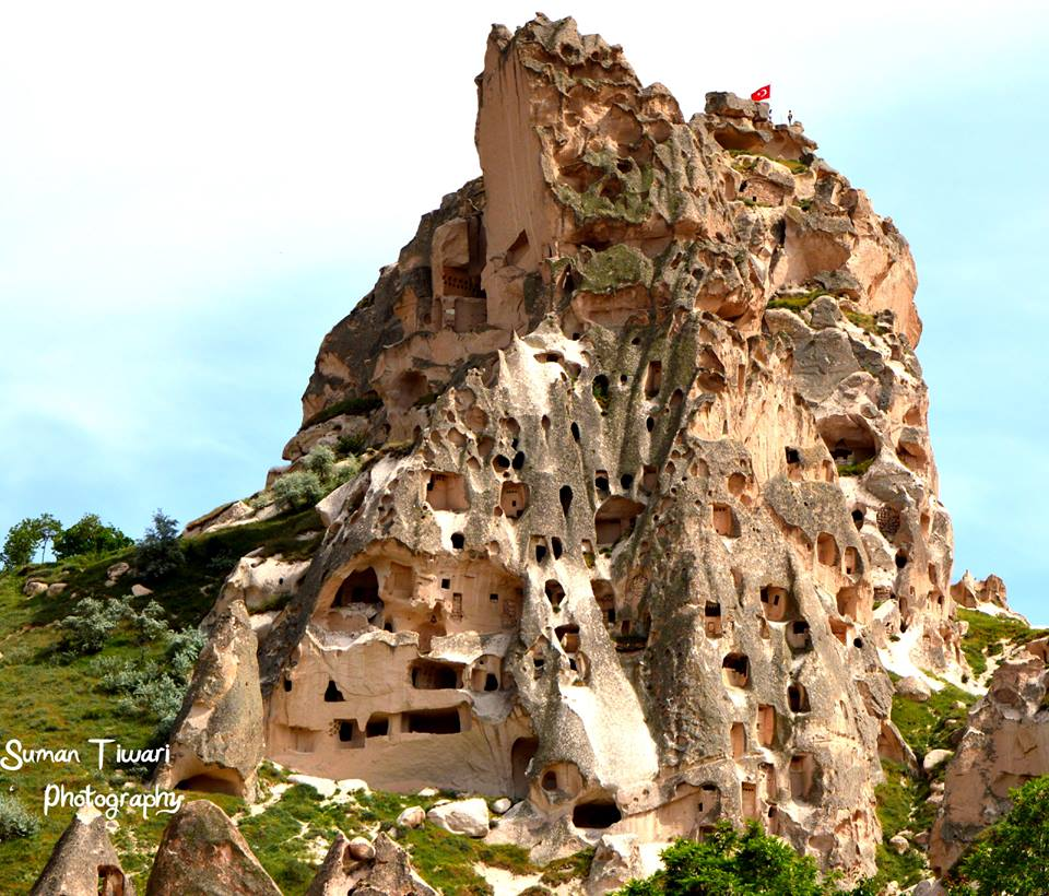 Uchisar Fortress_Cappadocia_Suman Tiwari Photography