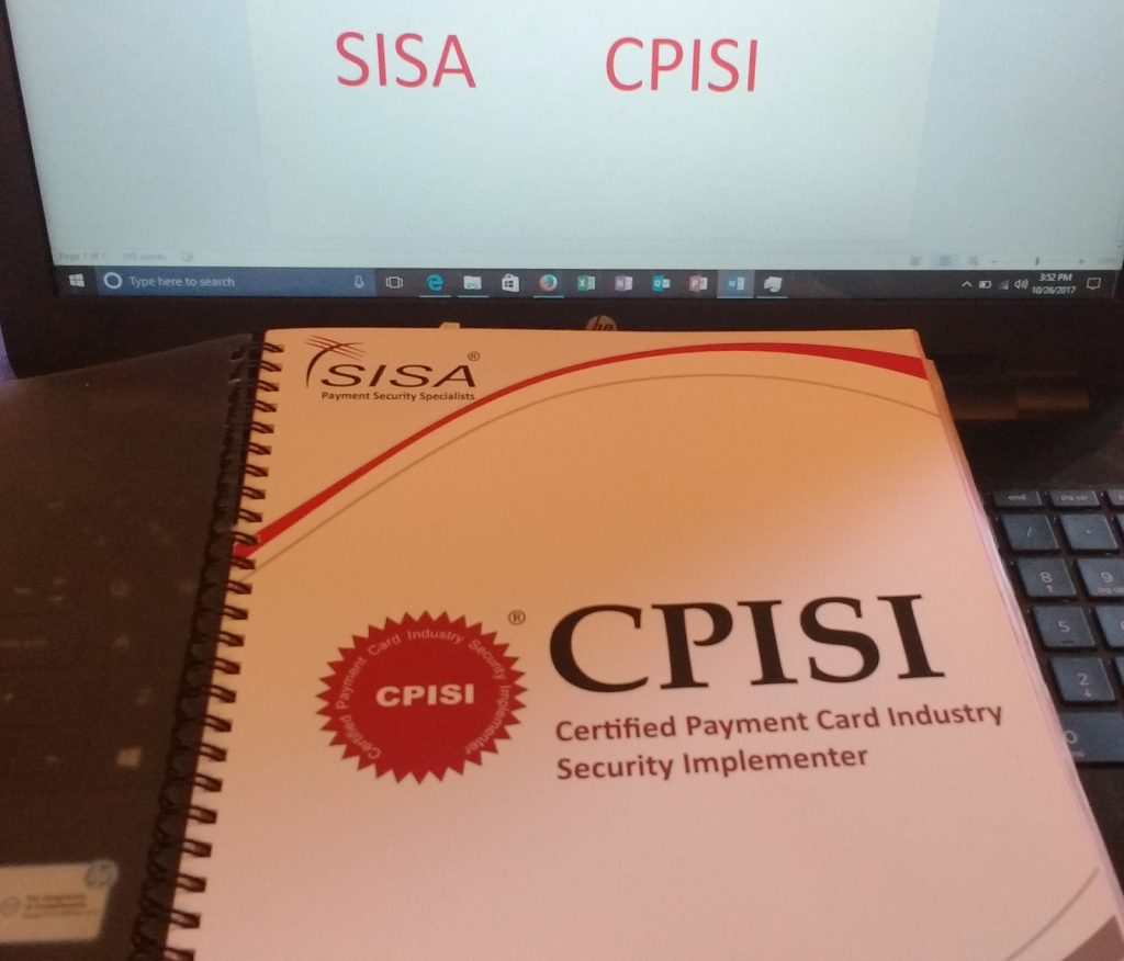 CPISI Book provided by SISA